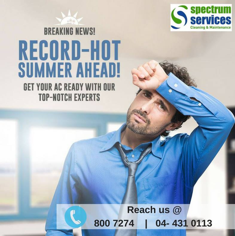 Need for AC service in Dubai