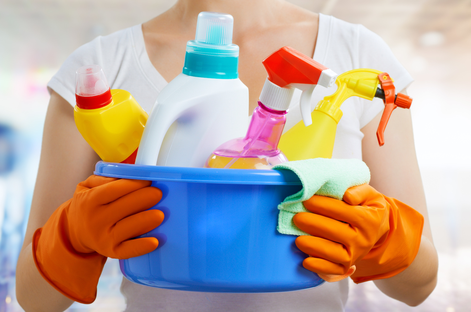 Benefits of Cleaning Service in Dubai