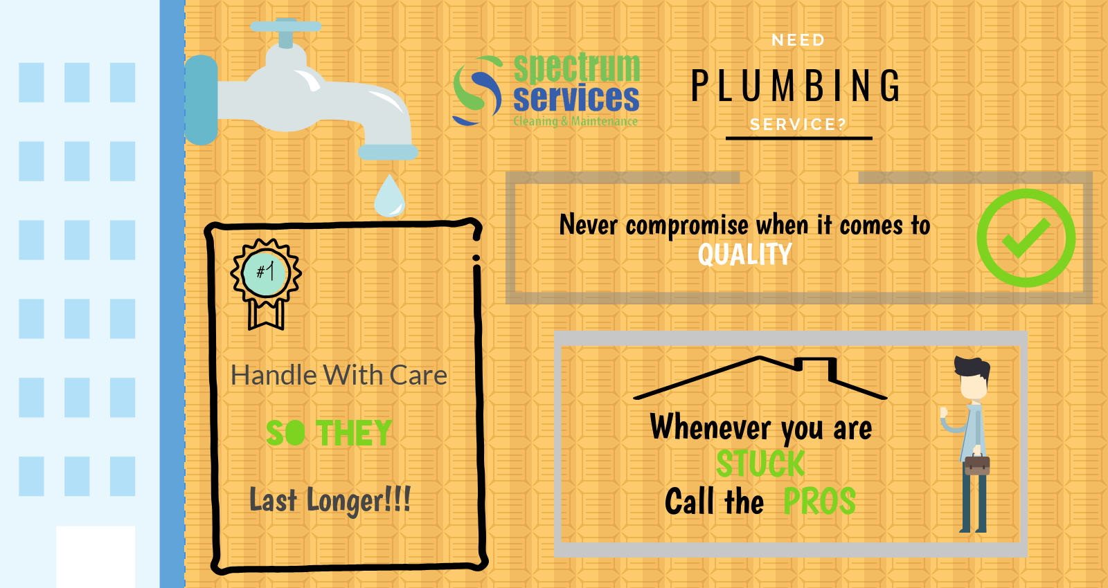 Looking for plumbing service in Dubai? Things to look out for